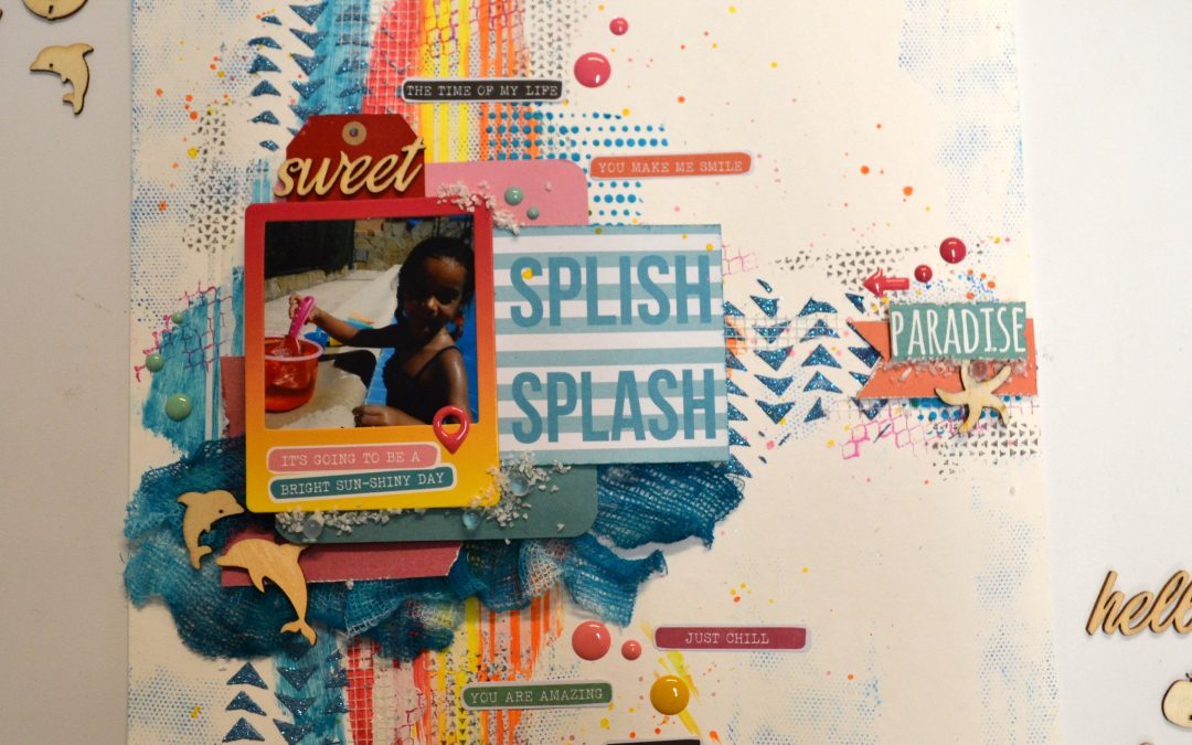 Dk Retos Scrap Collection – Reto de septiembre