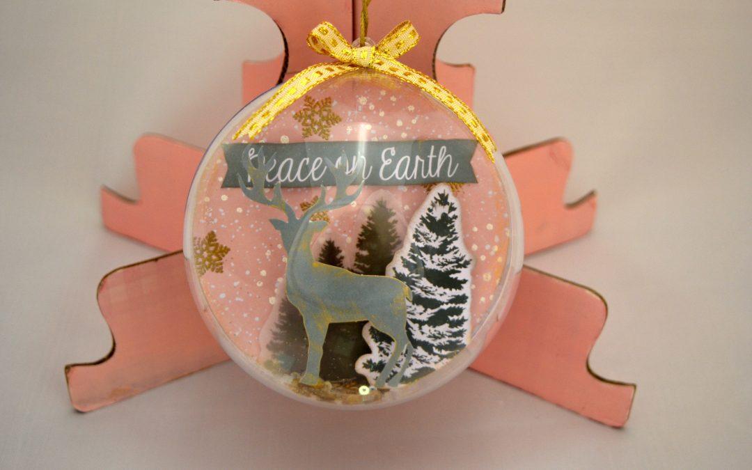 """Adornos navideños """"Cinnamon Sugar"""" – Laura Crearte"""