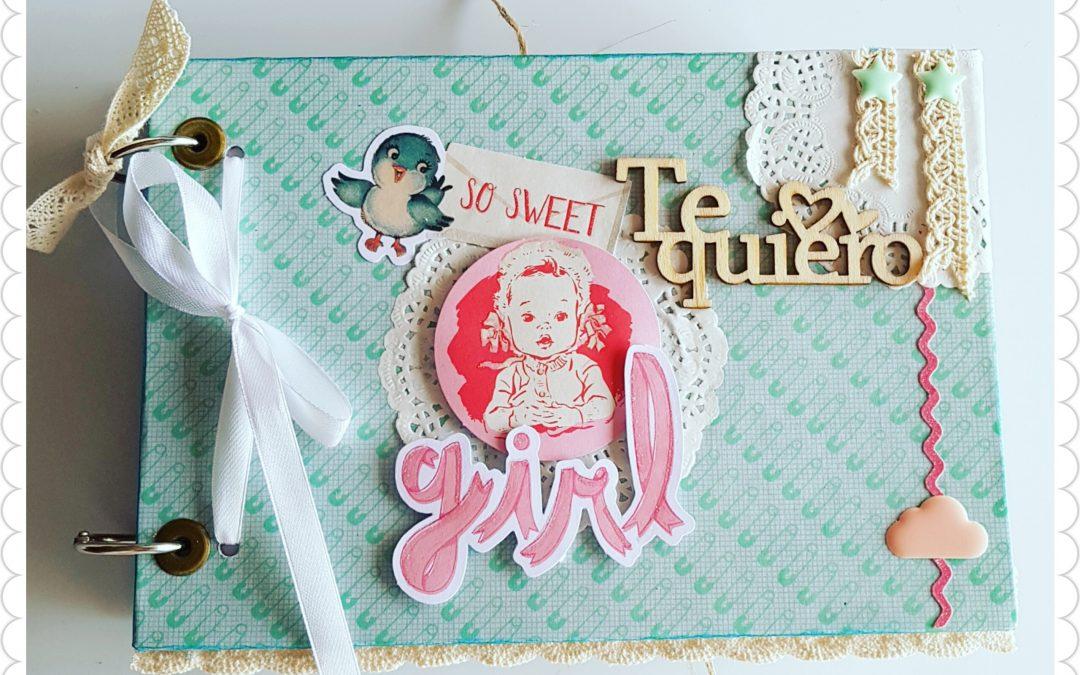 Álbum infantil «Oh Baby» – Kira Creaciones
