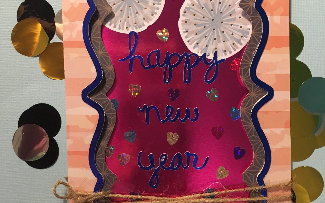 DK Reto de enero – ¡Feliz año nuevo!