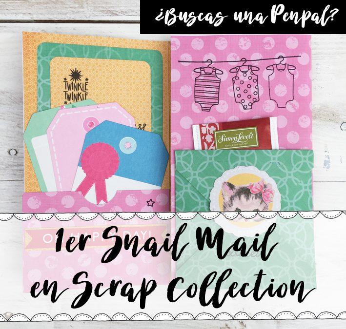 Intercambio de Snail Mail – ¿Te apuntas?