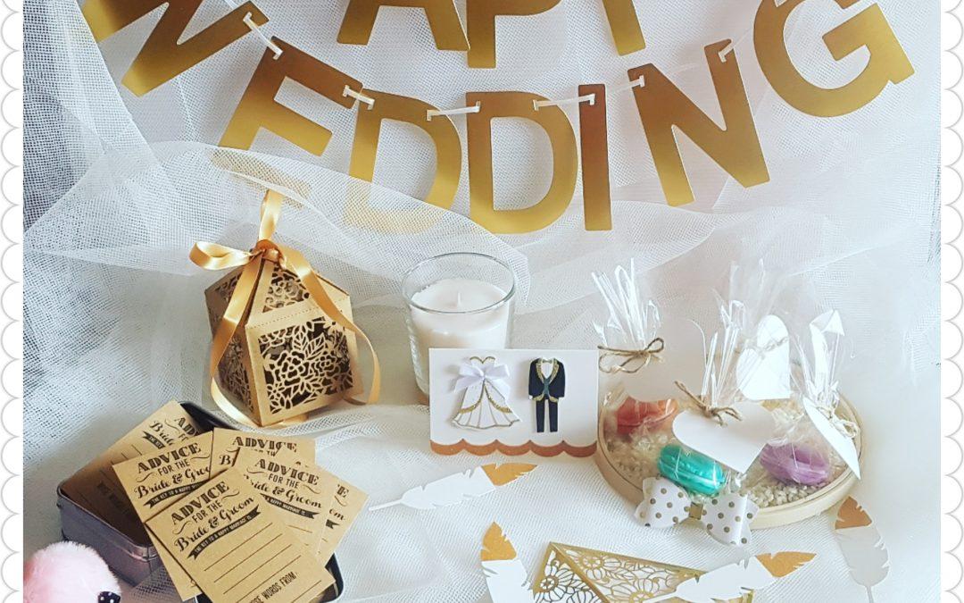 ¡Nos vamos de boda! + Sorteo – Kira Creaciones