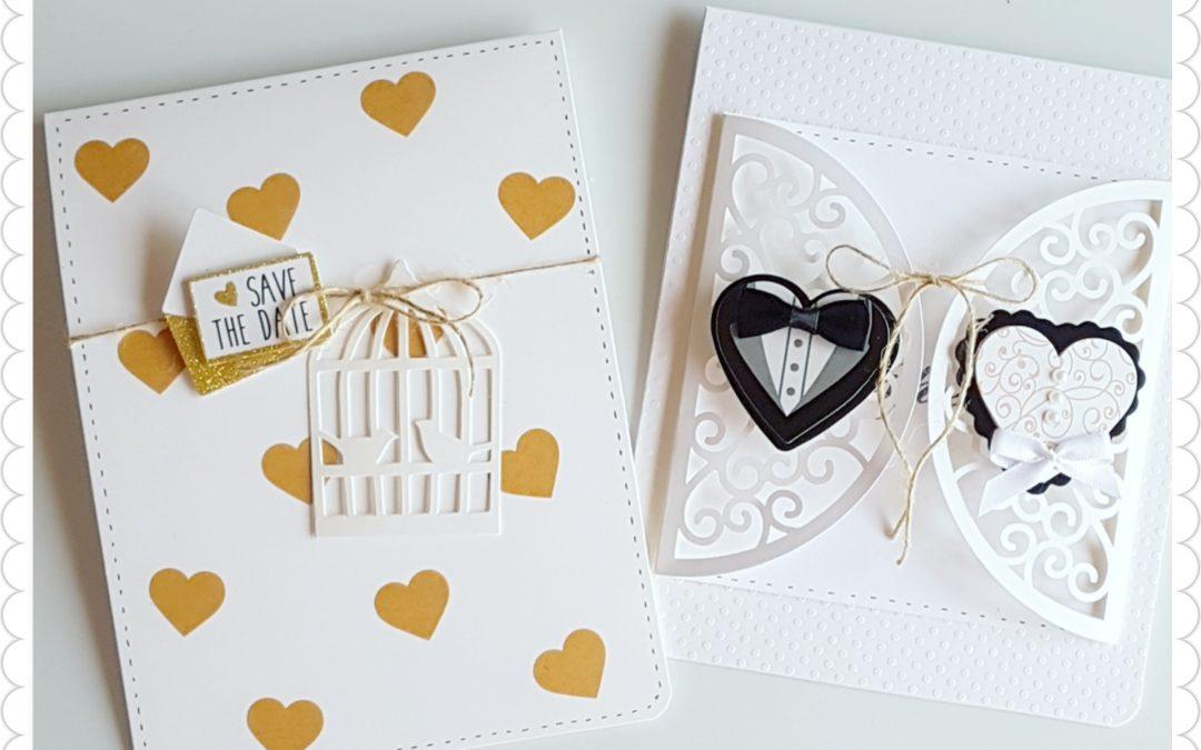 Tarjetas para boda – Kira Creaciones