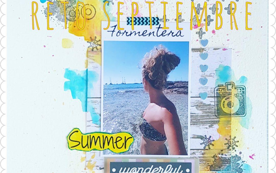 DK Reto de septiembre – Recuerdos de verano