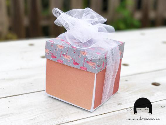 La Exploding Box más fácil del mundo – Vanesa K-Mono