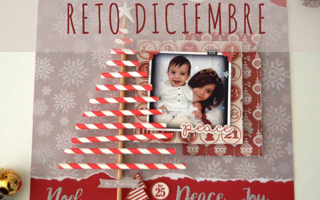 DK Reto de diciembre – ¡Navidad!