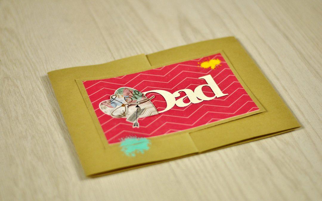"Portafotos ""Papá"" – Laura Crearte"